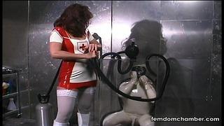 Σεξουαλική Αναπνοή Αναπνοή Femdom
