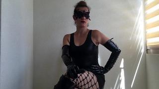 Cei Joi Nettoyez mon vagin de son jeu de rôle de sperme par Hotwifevenus