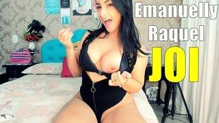 Emanuelly Raquel Rykke af instruktion til dig - Joi Portugues