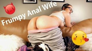 Niezadowolona żona przekształciła się w prostytutkę - Kimberly Kane