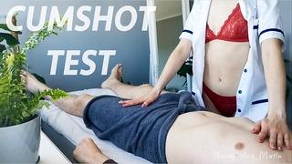 Letzter Cumshot-Test für Sars Cov 2. Ist er in der Lage, genug Ladung zu schießen?