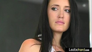 Lez Girls Kimberly Kane Jayden Cole Kissing Licks and Play in Sexy Lesbo Sex Action Clip-08